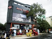 Harley-Davidson opens Da Nang showroom