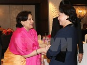 NA Chairwoman meets India Fund's representatives