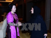 Vietnam treasures relations with UAE: NA Chairwoman