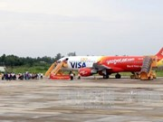 Vietjet celebrates new Ho Chi Minh City - Hong Kong route