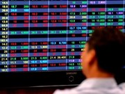 Shares fall following banker arrests