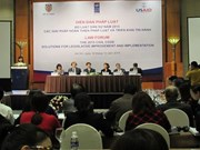Need for transgender law emphasised at Hanoi forum