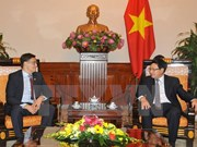 Vietnam, Venezuela hold political consultation