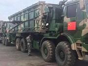 Cambodia, China strengthens military ties