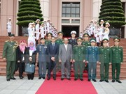 Vietnam, Malaysia bolster defence ties