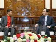 President urges enhanced cooperation with Timor Leste
