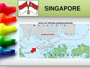 Indonesia parliament ratifies sea border agreement with Singapore