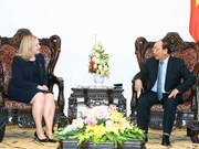 Ireland pledges to push Vietnam-EU free trade deal