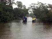 Deputy PM urges harder work to cope with widespread flooding