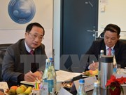 Vietnamese ministry, Swiss institute boost links in security managemen