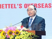 Viettel creates new growth model for Vietnam: PM