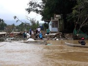 Help extended to flood victims in Binh Dinh