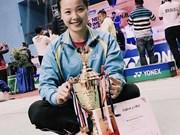 Nguyen Thuy Linh wins Nepal badminton tourney
