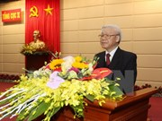 Party chief praises military intelligence force's achievements