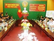 Vinh Long, Cambodia's BanTeay Meanchey boost cooperation