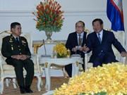 Thailand, Cambodia bolster military cooperation