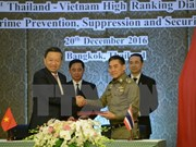 Vietnam, Thailand hold first security dialogue
