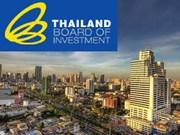 Thailand promotes investment in ASEAN