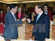 Cambodian PM concludes Vietnam visit