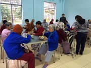 Taiwanese firms aid needy people in Da Nang
