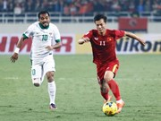 Vietnam rank 134th in FIFA rankings