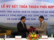 Vu Gia-Thu Bon river deal signed