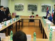 Vietnam, Czech seek economic cooperation among localities