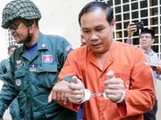 Cambodian appeals court upholds sentence against opposition lawmaker