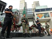 Malaysia tightens security at year-end
