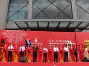 Tallest building in Mekong Delta inaugurated