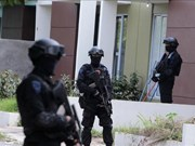 Indonesian police kill two militants