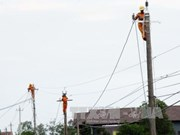 Quang Tri: Last villages get access to national grid