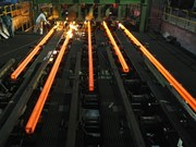 Foreign consultancy to evaluate steel sector master plan