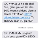 Service providers urged to combat spam texts