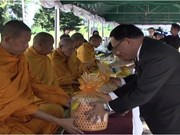 Thailand's Phuket marks 12th anniversary of tsunami