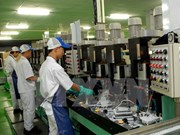 Vinh Long's industrial production targets 12 percent growth in 2017