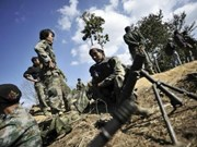 Myanmar: Government troops occupy armed group outpost