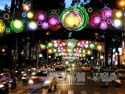 Hanoi rings in New Year with exhilaration