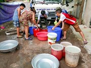 2.5 million people in Hanoi lack clean water