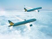 Vietnam Airlines calls 2016 year of success