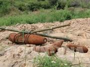 Dak Nong defuses 200kg bomb