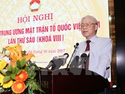 Party chief: VFF needs to urge public involvement in Party building