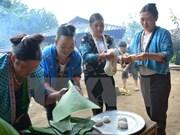 Enterprises help the poor enjoy Lunar New Year