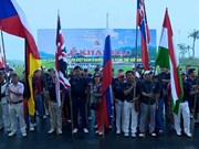 Golf tourney connects overseas Vietnamese people
