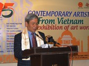 Vietnamese contemporary photos exhibited in India