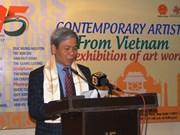 Vietnamese contemporary photos exhibited in India