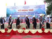 Ha Giang expands bridge construction to ease traffic jam