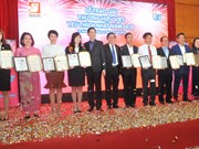 30 firms win top-brand award
