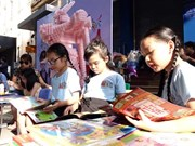 HCM City prepares for Street Book Festival