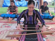 """Zeng"" weaving becomes national intangible cultural heritage"